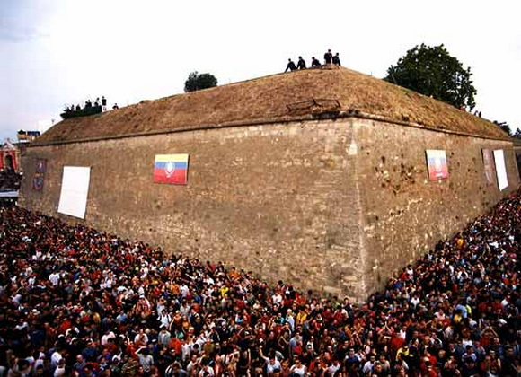 Exit: Stara Dance Arena