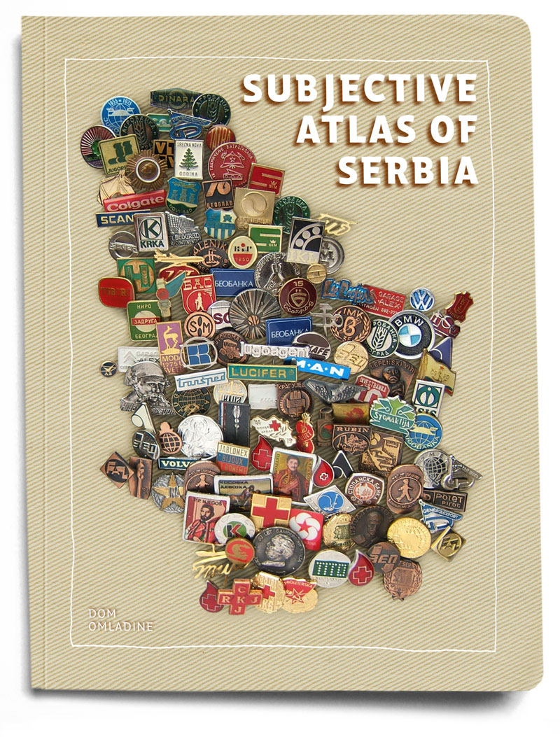 Subjective atlas of Serbia