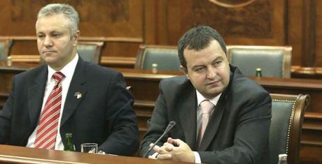 Ko će brže, ko će bolje: Mlađan Dinkić i Ivica Dačić