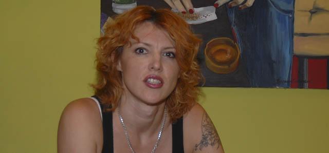 Biljana Cincarević. Foto: Dragan Kujundžić