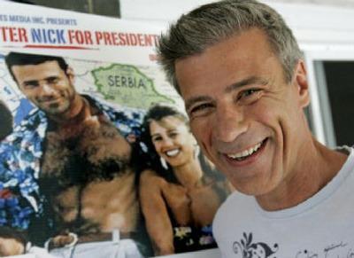 Fenomen u Srbiji: Rob Stjuart aka Nik Sloter