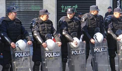 Šminkeri aka policajci