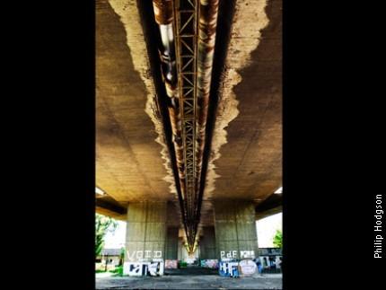 Scarred Bridge