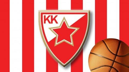Grb. Košarkaški klub Crvena zvezda