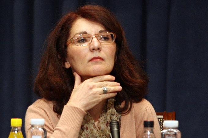 Verica Barać. Foto: Rade Prelić