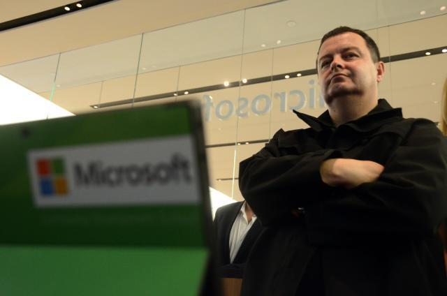 Tako se voli Microsoft, Foto: Tanjug
