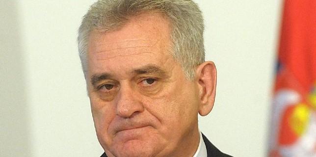 Dosledan u sramoti Srbije: Tomislav Nikolić, predsednik