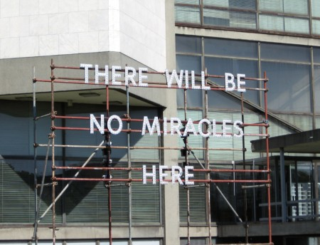 Muzej savremene umetnosti: Konsenzus oko neodgovornosti