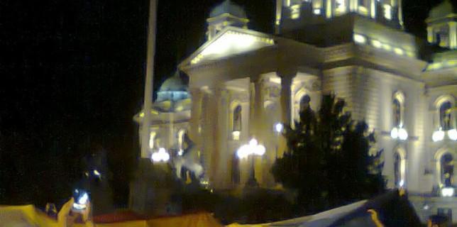 Noćna ad hoc Povorka ponosa 2013. godine