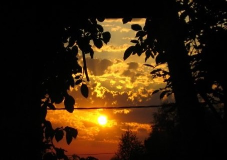 sunset, zalazak sunca