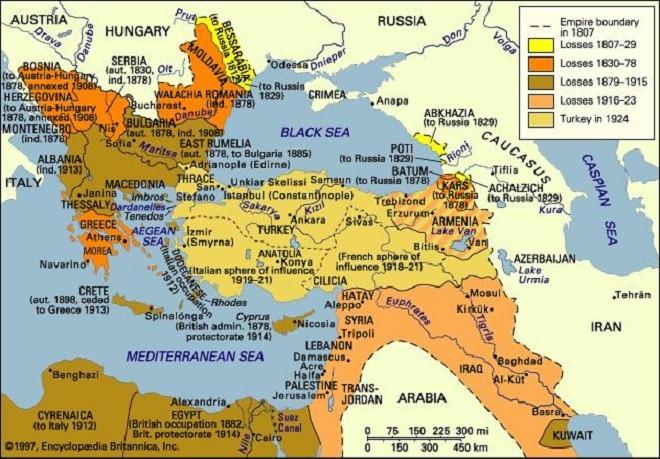 osmansko-carstvo